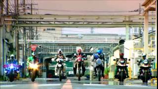Kamen Rider Wizard x Fourze Movie Wars Ultimatum - Decisive Hour