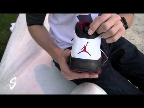 Stickie213 - Air Jordan X 10 Chicago Retro Review + Comparison