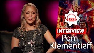 """[Interview] Qui est Pom Klementieff, la frenchie des """"Gardiens de la Galaxie 2"""" ?"""