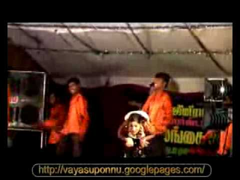 Tamilnadu Recording Dance - 2 video