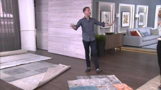 TIps for choosing rugs for a big space