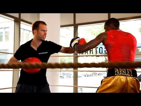 How to Build an Advanced Boxing Combination | Boxing Lessons for Beginners Image 1