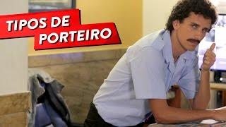 TIPOS DE PORTEIROS