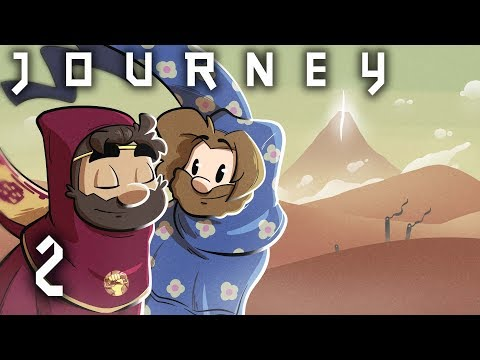 Journey | Let's Play Ep. 2 | Super Beard Bros.