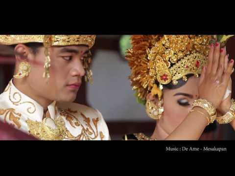 Pawiwahan G&M     Mesakapan - De Ame (Cover Klip)