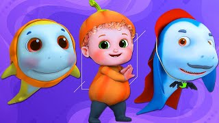 Baby Shark Song - Ultra HD 4K - nursery rhymes and baby songs for toddler