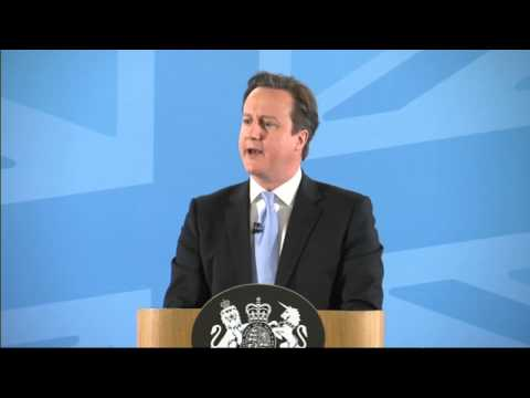 Immigration: David Cameron outlines tough new measures
