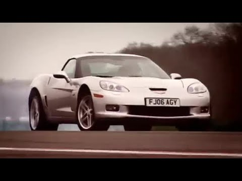 Corvette Z06 car review - Top Gear - BBC Music Videos