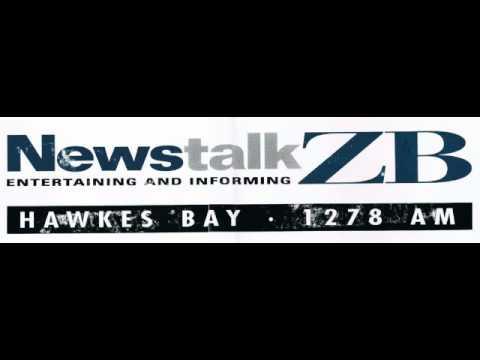 NZ Radio - Newstalk ZB Introduction - 1278 kHz - Napier - 17 July 1994