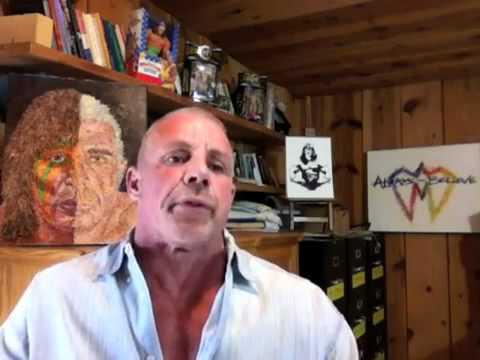 Ultimate Warrior Rips Hulk Hogan 2011 - Karma Collects Part 1