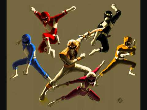 Go Go Power Rangers - Remastered Theme Remix