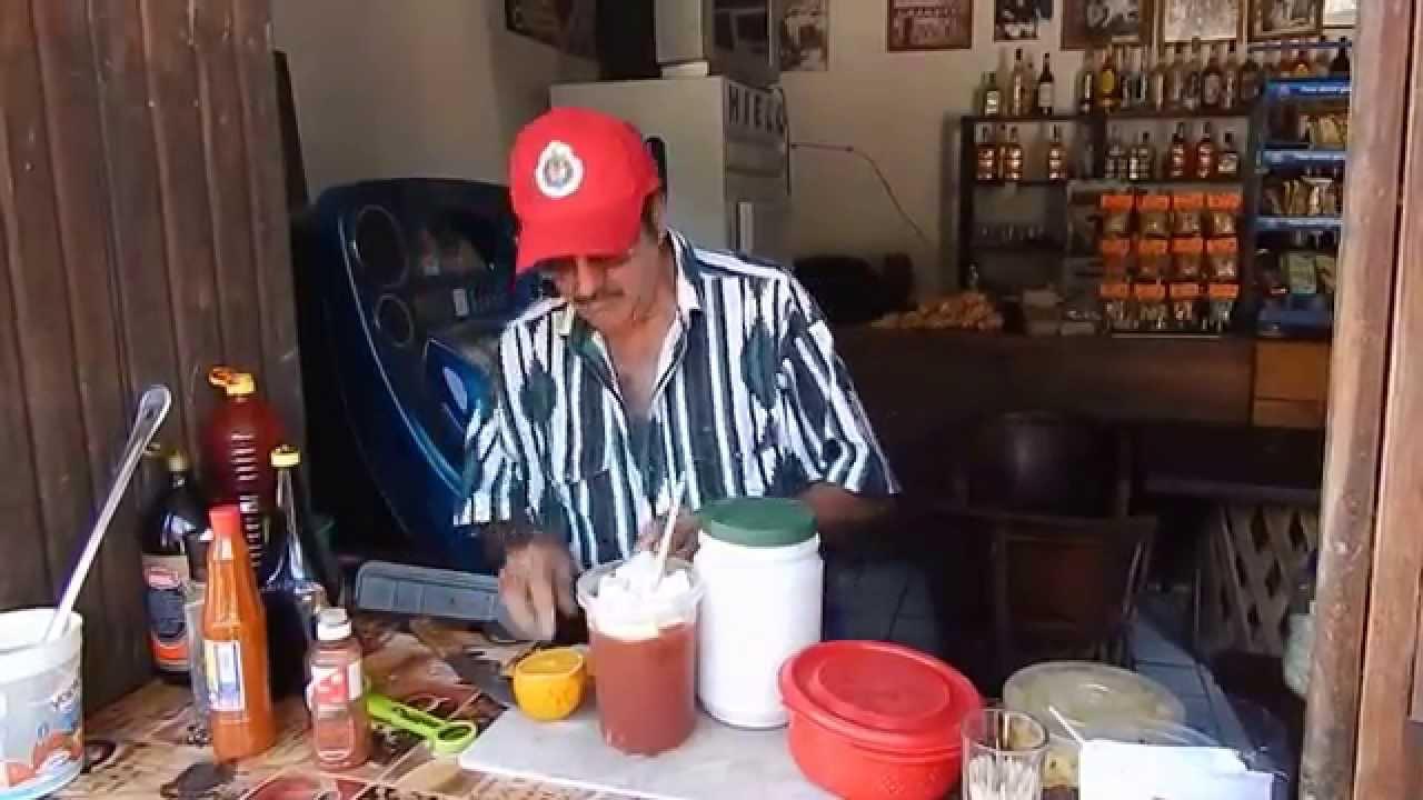 Michelada Receta Con Camarones Micheladas Con Camarón de San