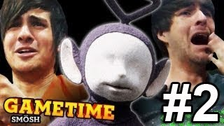 SLENDYTUBBIES ARE TERRIFYING (Gametime w/ Smosh)