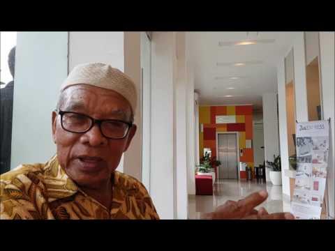 Javanese in Diaspora - Pak Rosmidjo asli Suriname saiki urip in Pekanbaru