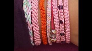 Friendship bracelet |  how to make friendship bracelet step by step