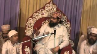 Hazrat Sayedna  Sibtain Haider Barkati at Rabodi Thane