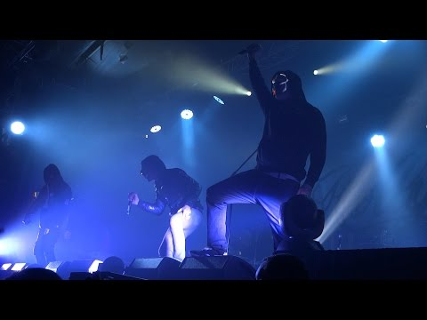 Hollywood Undead - Live @ Ray Just Arena, Moscow 01.11.2014 (Full Show)