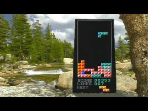 Tetris Game Sample -- Philips CD-i