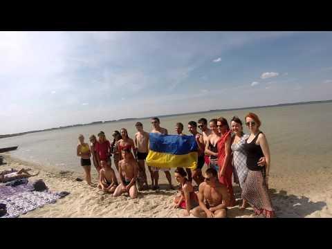 Independence day on lake Svytyaz (iMov(i)4Peace)