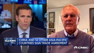 Fisher on Asia-Pacific trade agreement: We're excluded, it's not a good thing