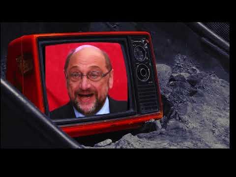 Interview mit Martin Schulz oder Rudi Völler?