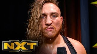 Pete Dunne on Damian Priest's big mistakes: NXT Exclusive, Oct. 16, 2019