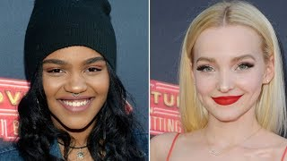 download lagu Dove Cameron Shuts Down China Anne Mcclain Feuding Rumors gratis