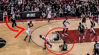 When Trashing Kawhi Leonard Goes Wrong...