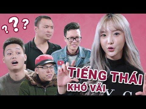 Cười rụng rốn nghe hot girl Nene chém tiếng Việt đáng yêu muốn xỉu | Trong Trắng 87 streaming vf