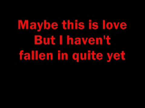 Natasha Bedingfield - Who Knows (lyrics)