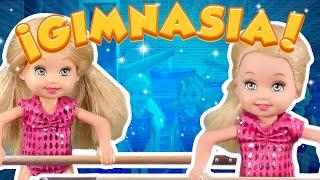 Barbie - Nuestra Primera Calificación de Gimnasia | Ep.200