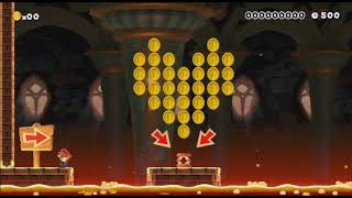Mario Maker part 7 Facing Stupid Challenges