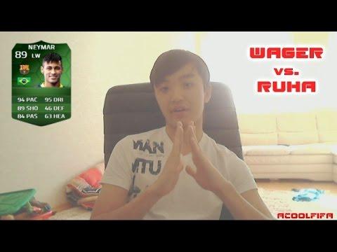 FIFA 14   WAGER VS. RUHA