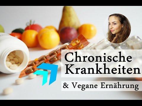 Vegane Ernährung Bei Chronischen Krankheiten | #7vegans