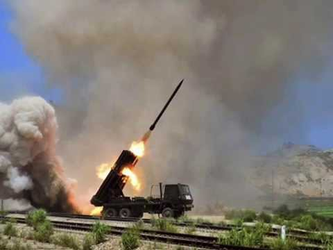 North Korea 'test-fires missiles'