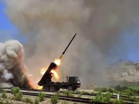 North Korea 'test-fires missiles'