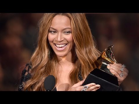 Beyonce Wins Best R&B Song & Performance for 'Drunk in Love' - 2015 Grammys!