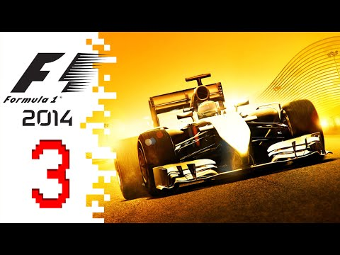 Let's Play F1 2014 With Kurt - EP03 - Night Driving