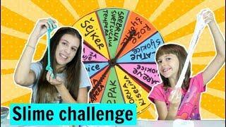 SLIME Challenge