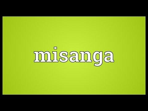 Header of misanga
