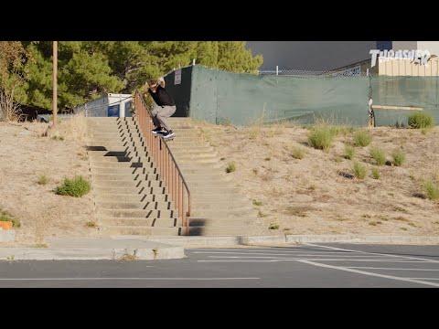 Pizza Skateboards | Chase | (full part)