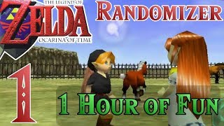 Ocarina of Time Randomizer [1] - One Hour of Zelda Goodness!