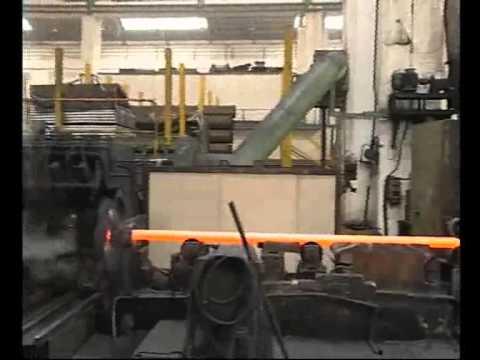 Fabricacion de tubo de acero soldado longitudinalmente