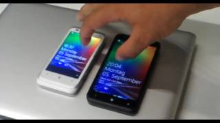 HTC Titan video preview 3D by HDblog