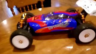 Rc update, and NEW 1/8 scale BUGGY!