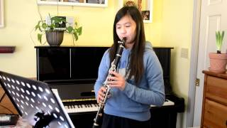 Firework Katy Perry Clarinet