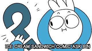 Ice Cream Sandwich Comics - ask bin