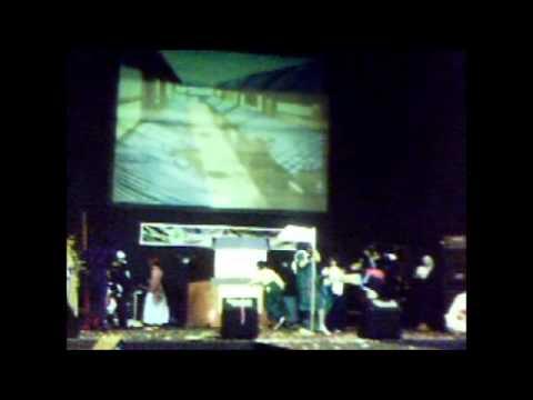 Otakufest 2010 Cosplay Grupal - Sangaku Hentai (samurai X) video