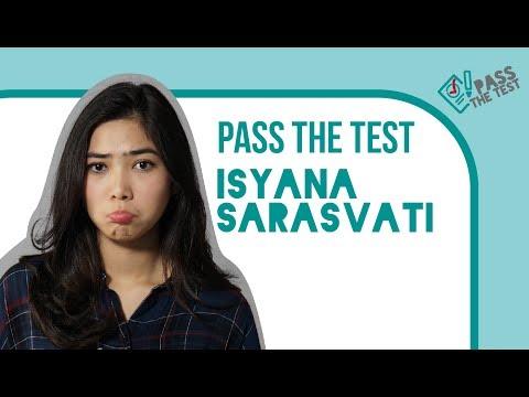 download lagu Isyana Sarasvati Ditantang Main Kuis Pengetahuan Umum Lewat Pass The Test. Sukses Enggak Ya? gratis