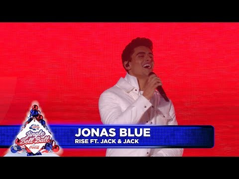 Jonas Blue - 'Rise' FT. Jack And Jack (Live At Capital's Jingle Bell Ball 2018)